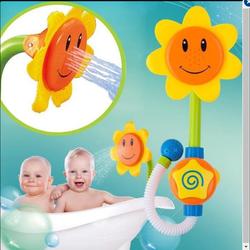 Vòi tắm hoa sen Ông Mặt Trời cho bé