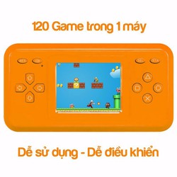 Máy chơi game mini RS298 - Cam