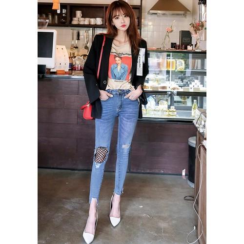 4 mẫu quần jeans cực kỳ nịnh dáng không lo lỗi mốt dành cho các nàng