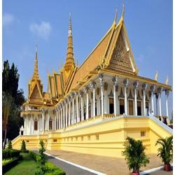 HCM - Tour Siêm Riệp - Phnom Penh 4N3Đ - Giá sốc tháng 4