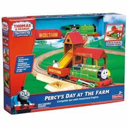 Bộ đồ chơi tàu hỏa Thomas Friends Thomas at the Farm