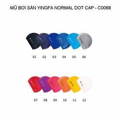 Mũ bơi sần YingFa - NORMAL DOT CAP - C0068