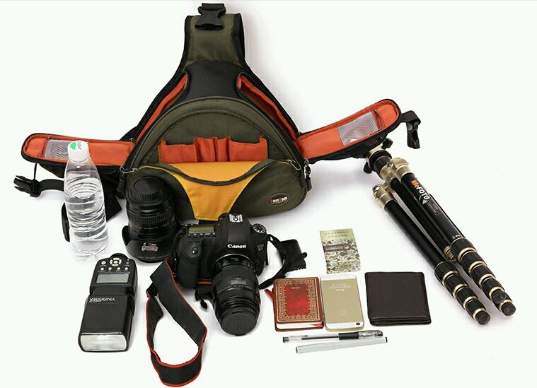 Túi máy ảnh mang chéo Cam01 7