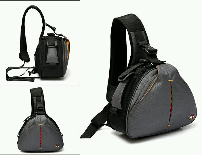 Túi máy ảnh mang chéo Cam01 3