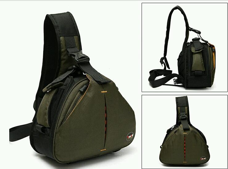 Túi máy ảnh mang chéo Cam01 4