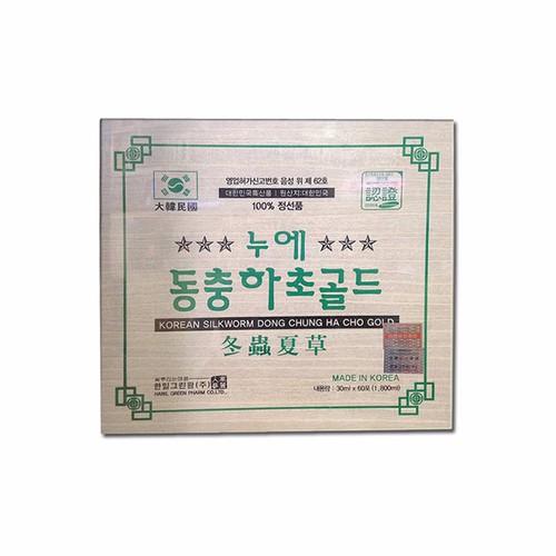Tinh Chất Đông Trùng Hạ Thảo Hanil Hàn Quốc hộp gỗ 60 gói - 4249617 , 5514947 , 15_5514947 , 1100000 , Tinh-Chat-Dong-Trung-Ha-Thao-Hanil-Han-Quoc-hop-go-60-goi-15_5514947 , sendo.vn , Tinh Chất Đông Trùng Hạ Thảo Hanil Hàn Quốc hộp gỗ 60 gói