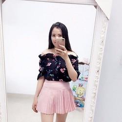 Nguyên bộ cực xinh Váy+Áo Hoa