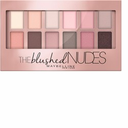 Bảng phấn mắt The Blushed Nudes