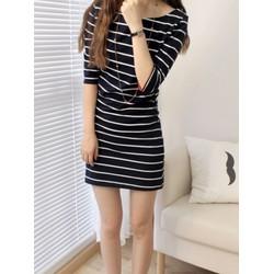 Đầm thun nữ giá rẻ