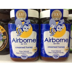 COMBO MẬT ONG AIR BORN CREAMD HONEY 500G
