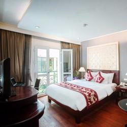 Medallion Ha Noi Boutique Hotel 3 Phòng Superior 2N1Đ cho 02 người