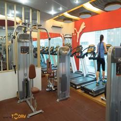 HCM-02 tuần tập Gym, Yoga không giới hạn thời gian tại Vshape Club