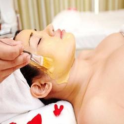 HCM-Chăm sóc da mặt bằng Collagen Đắp mặt nạ sữa ong chúa-Spa Đẹp 360