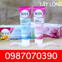 Kem tẩy lông Veet cực hiệu quả không đau rát