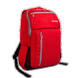 Balo laptop Sakos Sun I15 Red-Grey