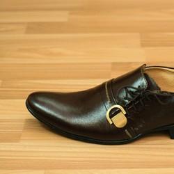 Giày loại 1, da bò, bảo hành 3 năm