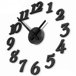 Đồng hồ dán tường DIY