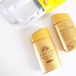 Kem chống nắng dưỡng trắng da cao cấp ANESSA Shiseido 60ml SPF50