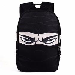 Ba lô vải dù mặt ninja