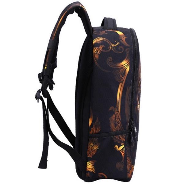 Ba lô vải dù mặt ninja 3