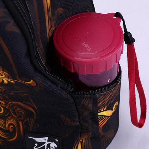 Ba lô vải dù mặt ninja 5