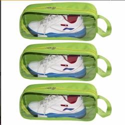 Bộ 3 túi đựng giày thể thao, du lịch