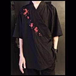 Áo Kimono Cách Điệu