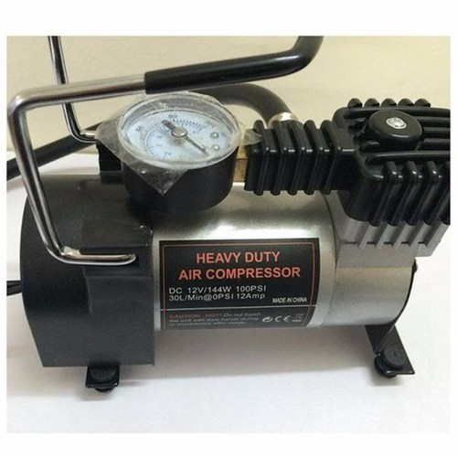 Máy bơm lốp xe ô tô mini Air Compressor DC12V - 4251061 , 5524614 , 15_5524614 , 325000 , May-bom-lop-xe-o-to-mini-Air-Compressor-DC12V-15_5524614 , sendo.vn , Máy bơm lốp xe ô tô mini Air Compressor DC12V