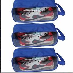 Bộ 3 túi đựng giày du lịch, thể thao