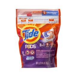 Túi giặt Tide PODS Spring Meadow 38 Viên 951g