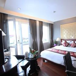 Medallion Ha Noi Boutique Hotel 3  Phòng Junior Suite 2N1Đ cho 02 người