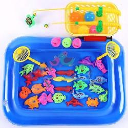 Bộ đồ chơi câu cá có 40 chi tiết cho bé