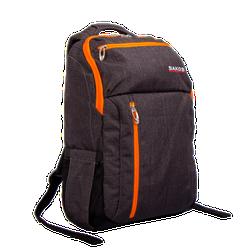 Balo laptop Sakos Sun I15 Black Orange