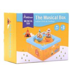 Hộp âm nhạc - The musical box - Đồ chơi trẻ em
