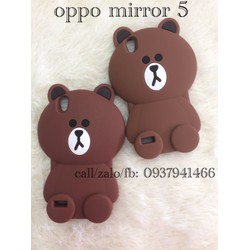 ốp lưng oppo. mirror 5