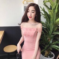 Đầm ôm dự tiệc cực chất
