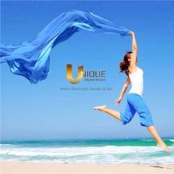 Unique Resort 4* Mũi Né 2N1Đ GỒM ĂN SÁNG CHO 2 NGƯỜI