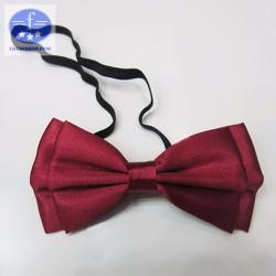 [Chuyên sỉ - lẻ] Nơ đeo cổ áo nam nữ Facioshop XD05 - bản 11cm