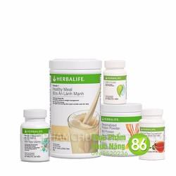 Bộ 5 sản phẩm Herbalife giảm cân hiệu quả nhất
