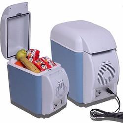 Tủ lạnh Mini Dùng cho Xe Hơi 7.5L
