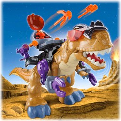 Đồ chơi Fisher Price Imaginext khủng long