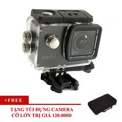 Camera thể thao SJcam SJ4000 WIFI, phiên bản màn hình LCD 2.0 inch