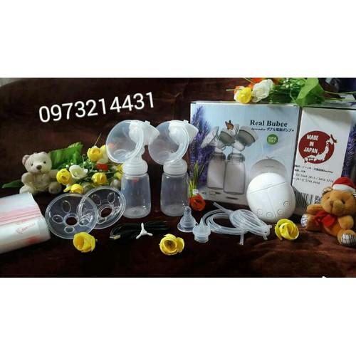 Máy hút sữa điện đôi Nhật Bản Real bubee-có quà tặng - 4252213 , 5530321 , 15_5530321 , 610000 , May-hut-sua-dien-doi-Nhat-Ban-Real-bubee-co-qua-tang-15_5530321 , sendo.vn , Máy hút sữa điện đôi Nhật Bản Real bubee-có quà tặng