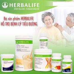 Bộ sản phẩm herbalife dành cho người tiểu đường