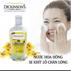 Nước hoa hồng Dickinson Witch Hazel Pore Perfecting Toner