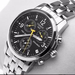 đồng hồ thể thao nam  chống nước kính sapphire mã TSS07