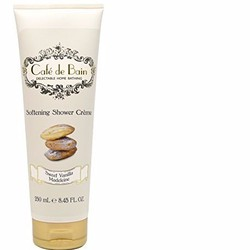 Sữa tắm siêu mềm cafe de bain chiết xuất vanilla