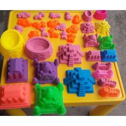 đồ chơi cát động học cho bé