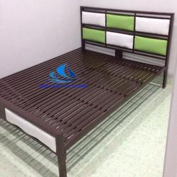 giường sắt hộp cao cấp mẫu đẹp chất lượng hcm