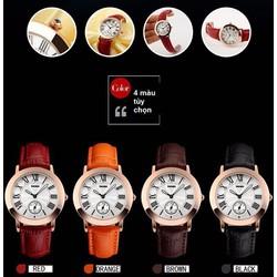 Đồng hồ nữ Skmei thời trang -4 màu để lựa chọn